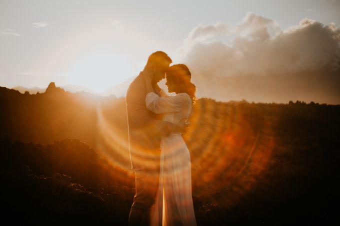 Jennifer and Andrew Sunrise Session in Bali by Endrye MakeupArt - 002