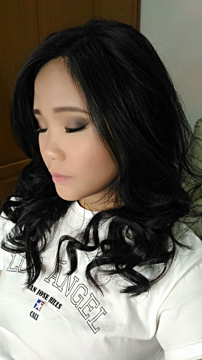 PROFESSIONAL MAKEUP CLASS by Priska Patricia Makeup - 004