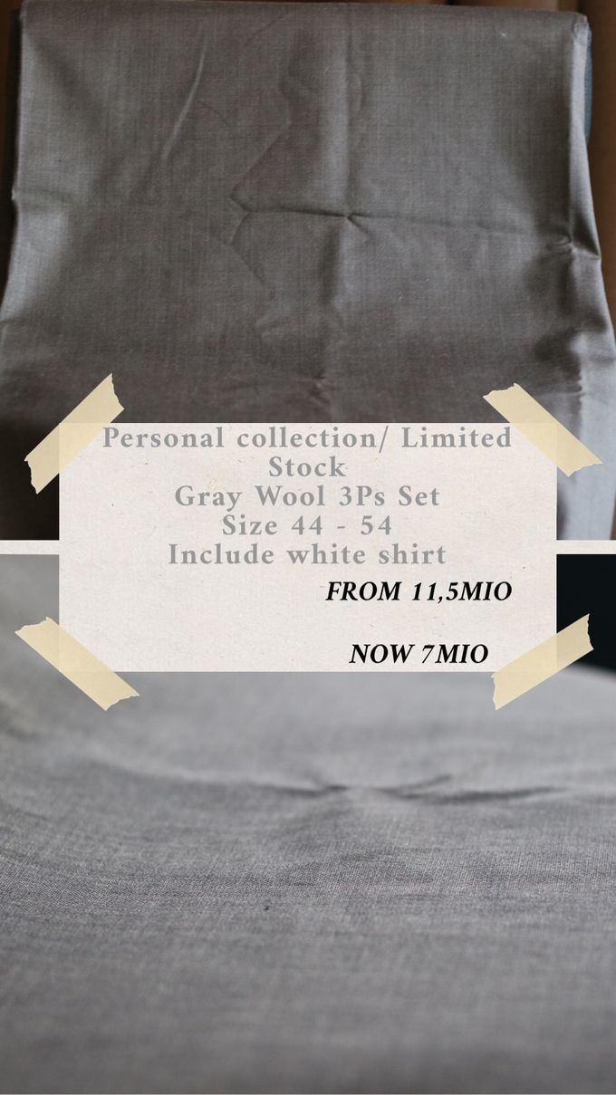 FLASH SALE Suit Package by KINGS Tailor & Co. - 001