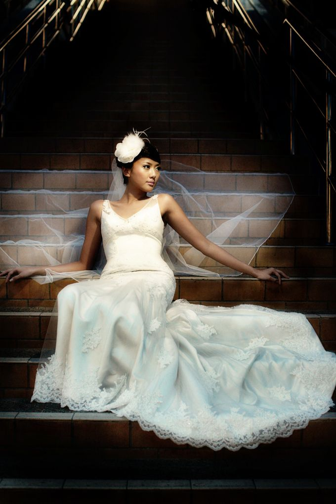 wedding gowns shoot by Pretty In White - 006