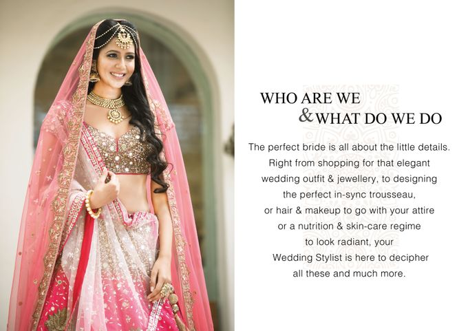 Wedding Styling by Styl.Inc Wedding Stylists & Personal Shoppers India - 002