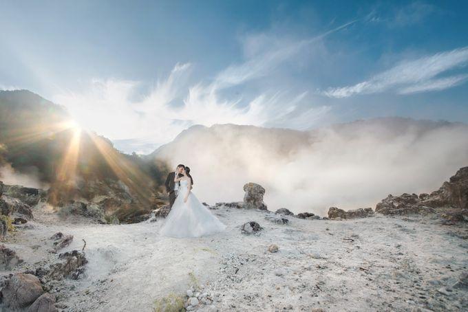 Rikky & Dewi Prewedding by GoFotoVideo - 010