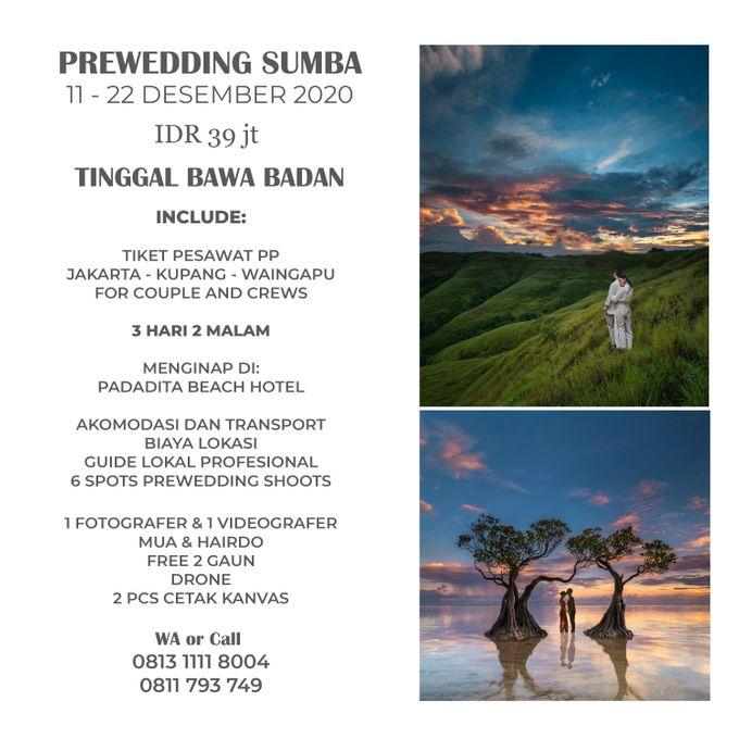 Paket Prewedding Sumba 2020 by GoFotoVideo - 003