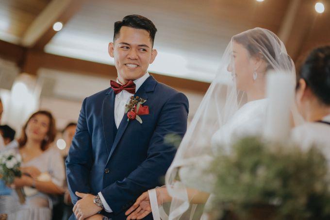 Neal & Pat Wedding at Antonios Tagaytay by Honeycomb PhotoCinema - 036