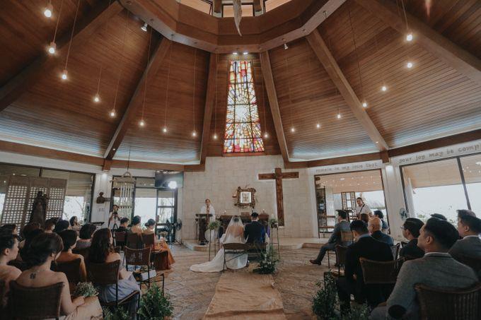 Neal & Pat Wedding at Antonios Tagaytay by Honeycomb PhotoCinema - 034
