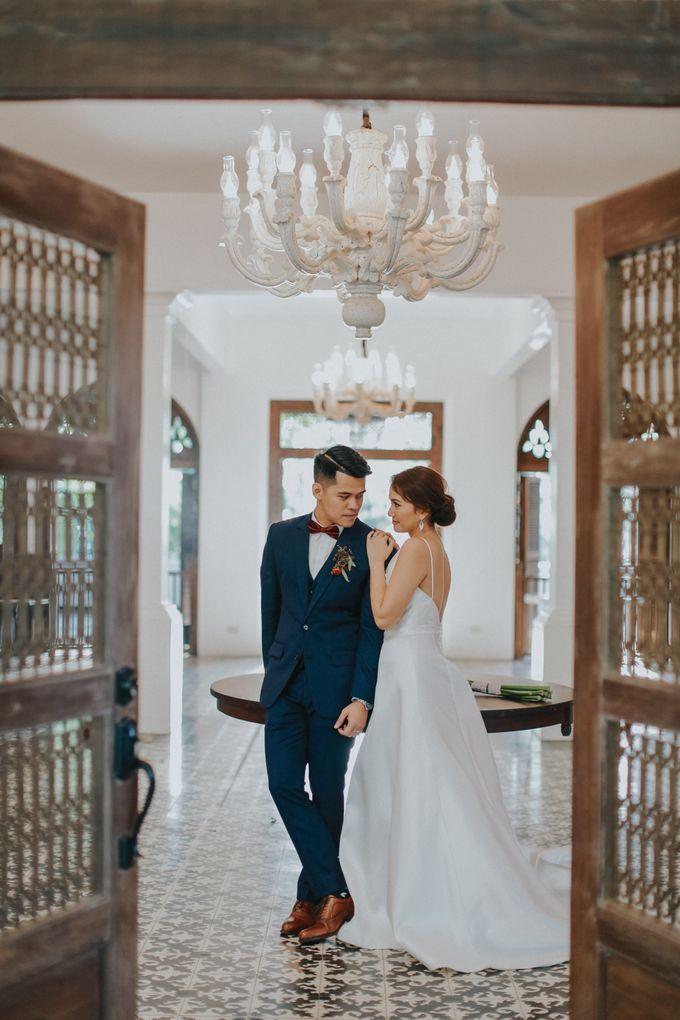 Neal & Pat Wedding at Antonios Tagaytay by Honeycomb PhotoCinema - 020