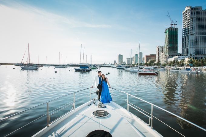 James & Sheila Prenup at National Museum and Manila Yacht Club by Honeycomb PhotoCinema - 011