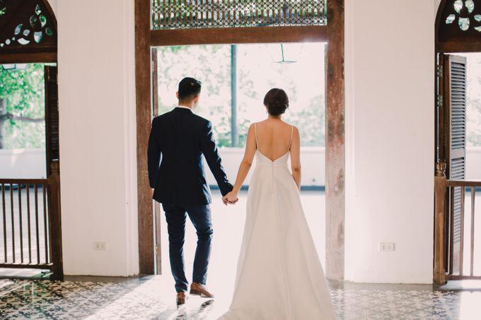 Neal & Pat Wedding at Antonios Tagaytay by Honeycomb PhotoCinema - 017