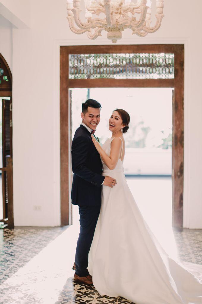 Neal & Pat Wedding at Antonios Tagaytay by Honeycomb PhotoCinema - 016