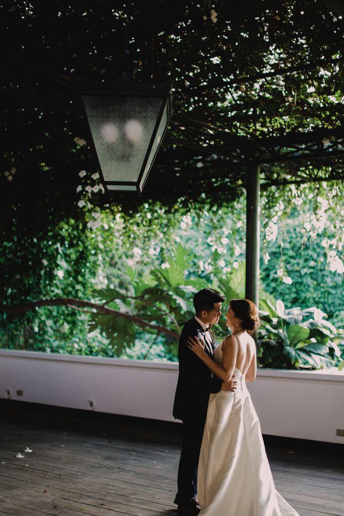 Neal & Pat Wedding at Antonios Tagaytay by Honeycomb PhotoCinema - 014