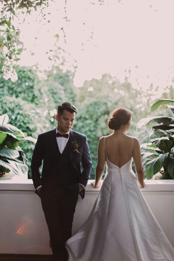 Neal & Pat Wedding at Antonios Tagaytay by Honeycomb PhotoCinema - 011