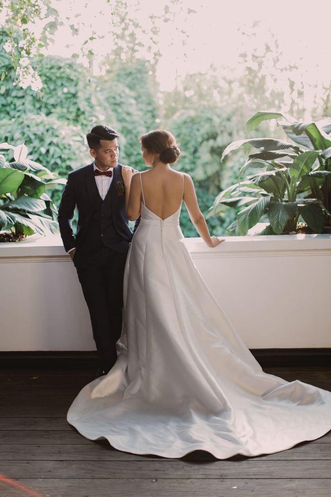 Neal & Pat Wedding at Antonios Tagaytay by Honeycomb PhotoCinema - 008