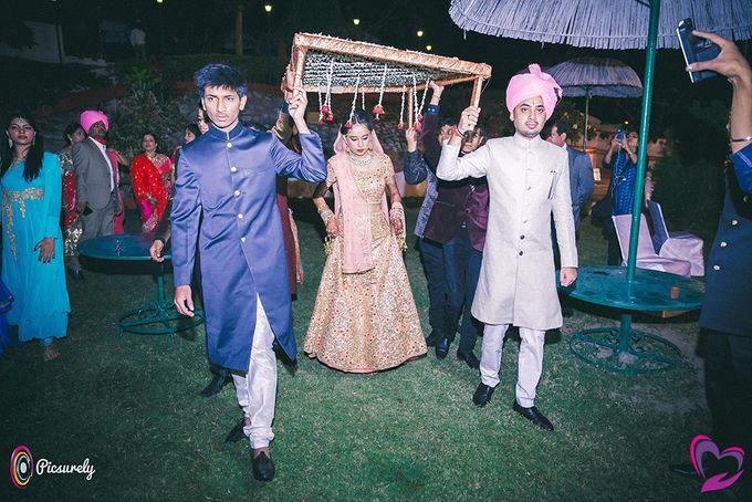 ARPIT-PRACHI by Wedding By Neeraj Kamra - 005
