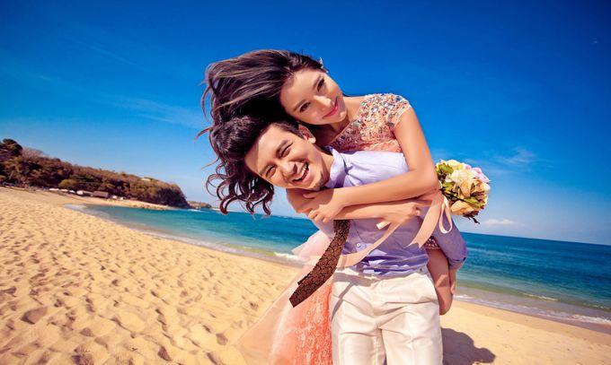 Prewedding Bali by Ricky-L Photo & Bridal  - 001