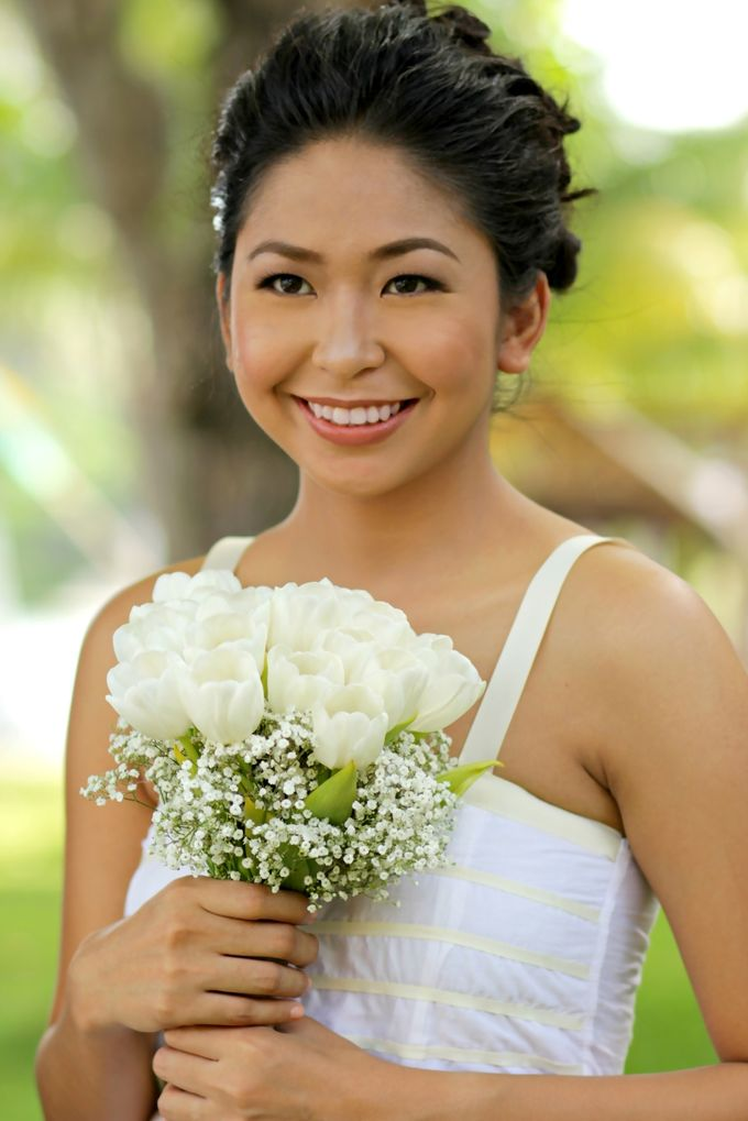 Real Brides by Melody Tinoy Makeup Artist - 019