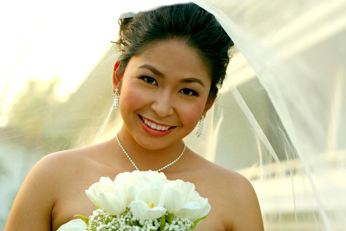 Real Brides by Melody Tinoy Makeup Artist - 020