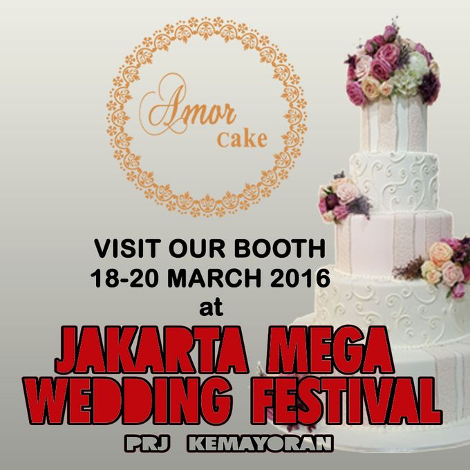 Wedding Expo and Promotion by Amor Cake - 002
