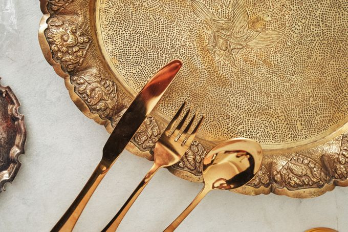 Steel Cutlery Sets by Pandangan Pertama Gift Boutique - 004