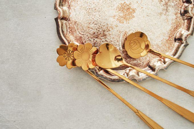 Steel Cutlery Sets by Pandangan Pertama Gift Boutique - 005