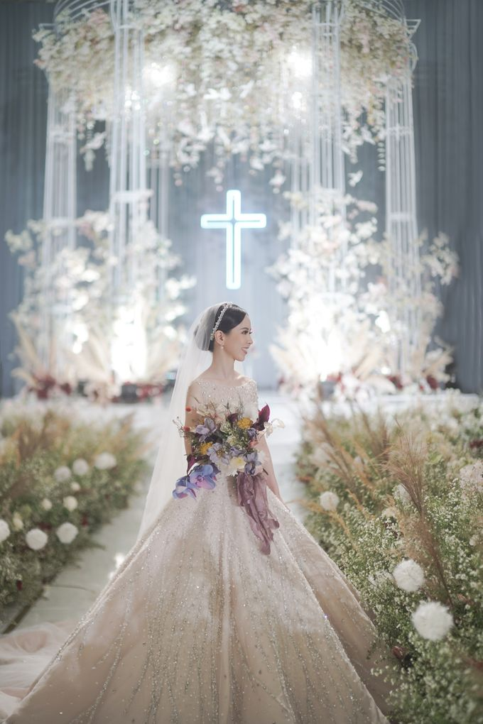 Pandita & Stephanie Wedding by ANTHEIA PHOTOGRAPHY - 024