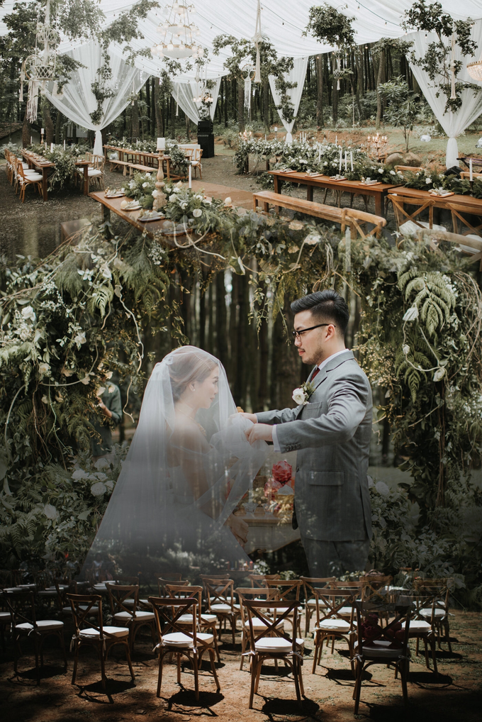Intimate wedding by Pandora Organizer - 002