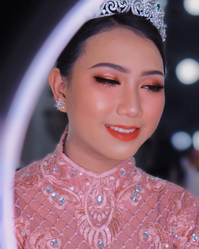 Wedding make up . Ms . miyuki by Pangestwury MakeOver - 002