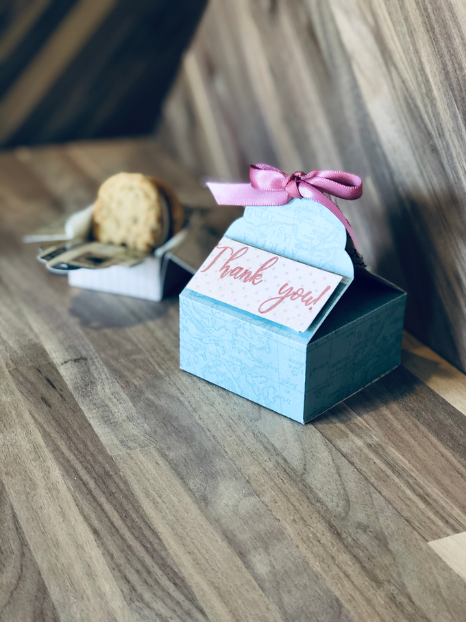 Wedding Favors by paper & string - 014