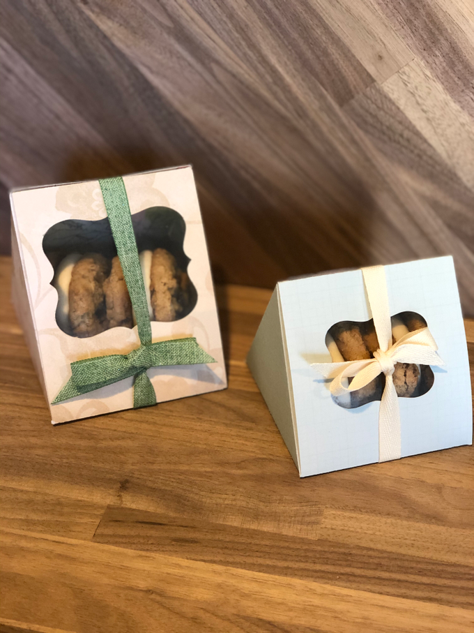 Wedding Favors by paper & string - 013
