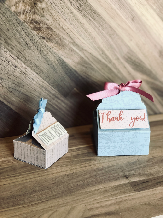 Wedding Favors by paper & string - 015