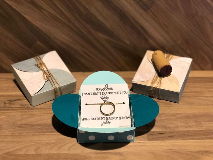 Wedding Favors by paper & string - 018