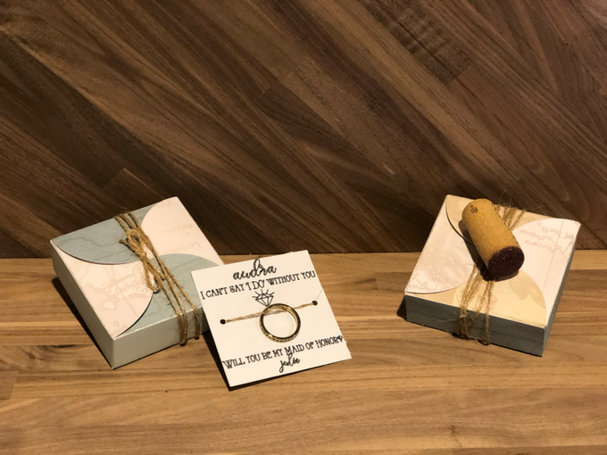 Wedding Favors by paper & string - 019
