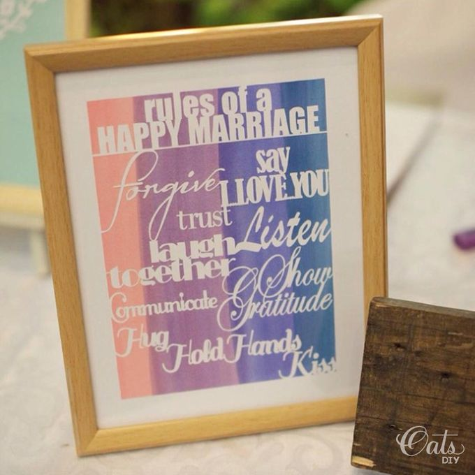 Table Display by Oats DIY - 003