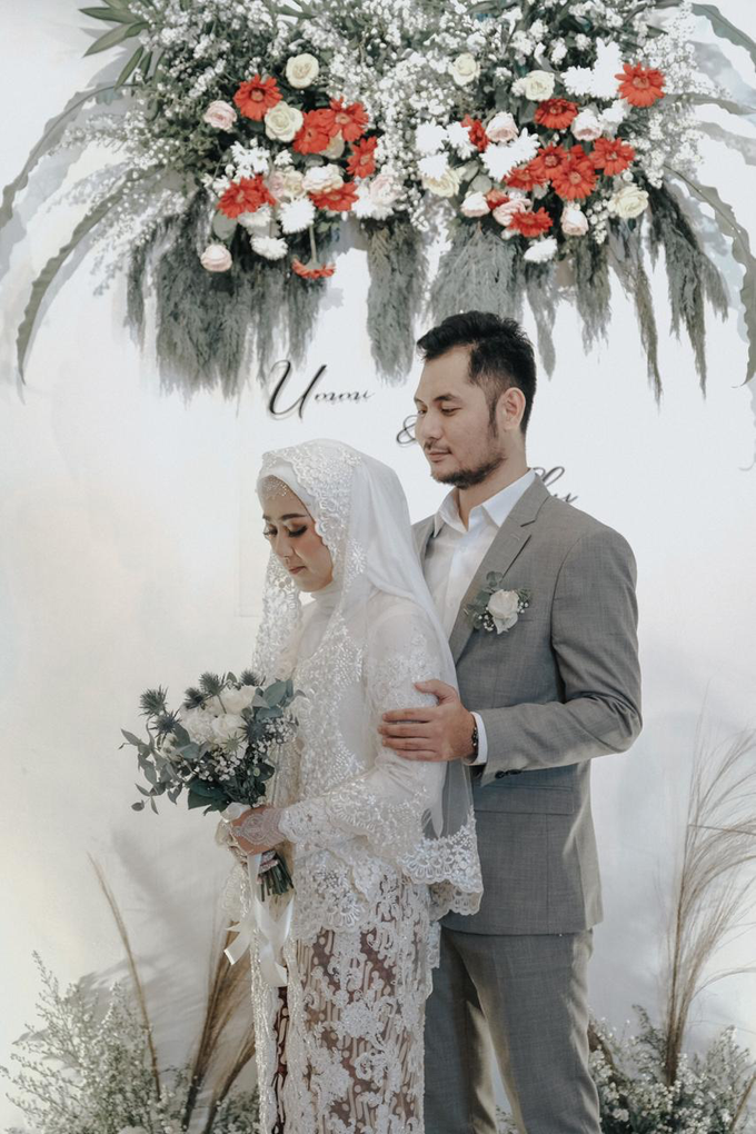 Ummi & Rifky Wedding by Papoea by Nature - 008