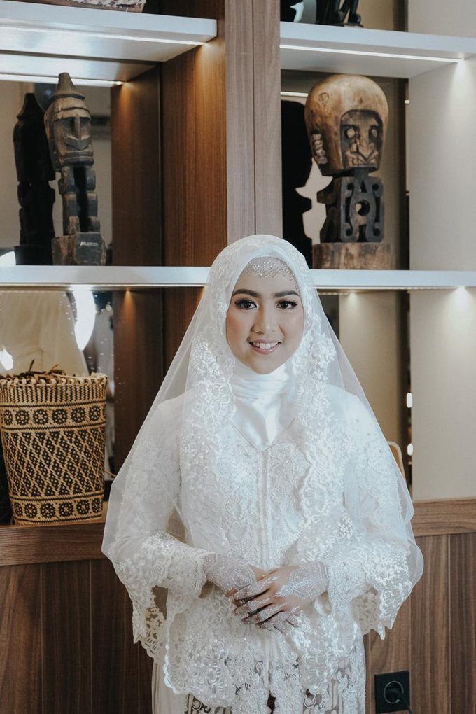 Ummi & Rifky Wedding by Papoea by Nature - 014
