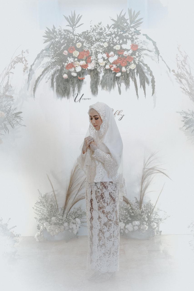 Ummi & Rifky Wedding by Papoea by Nature - 015