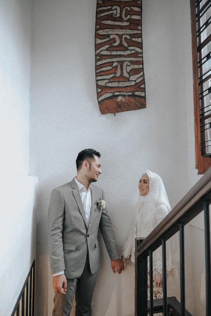 Ummi & Rifky Wedding by Papoea by Nature - 016