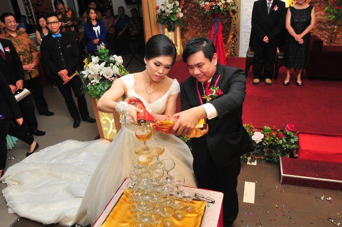 Franciskus & Yanti Wedding by DESPRO Organizer - 002
