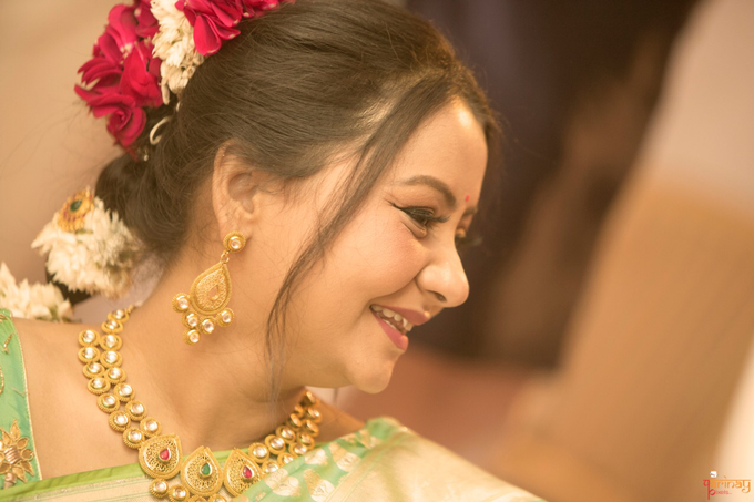 South Indian wedding  by Parinay Pixels - 001