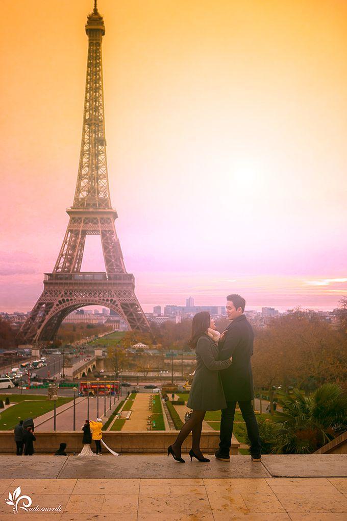PARIS Prewedding by Therudisuardi - 001