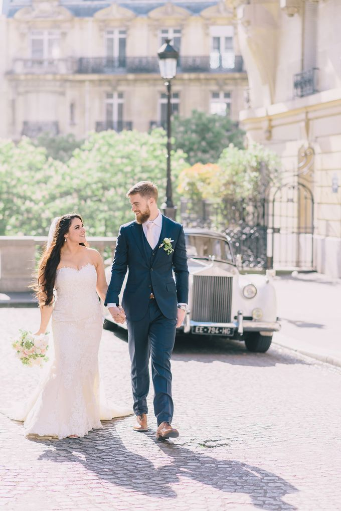 Elopement in Paris by Elias Kordelakos - 021
