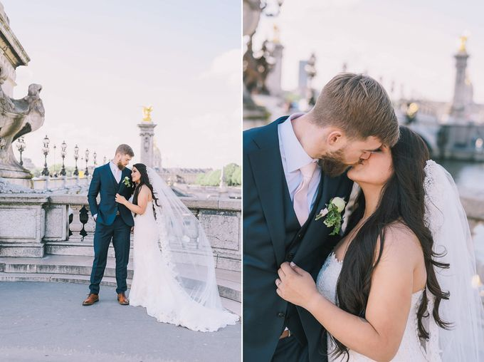 Elopement in Paris by Elias Kordelakos - 024