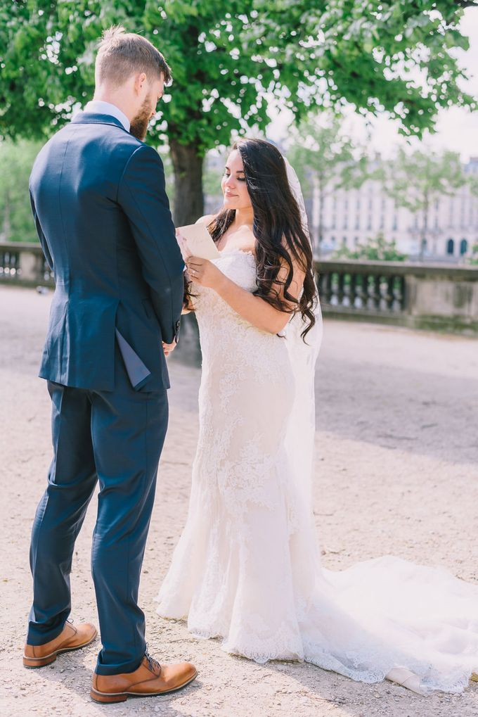 Elopement in Paris by Elias Kordelakos - 027
