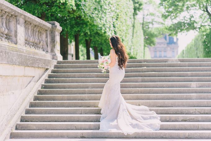 Elopement in Paris by Elias Kordelakos - 032