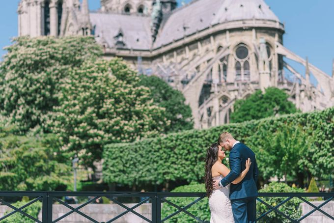 Elopement in Paris by Elias Kordelakos - 034