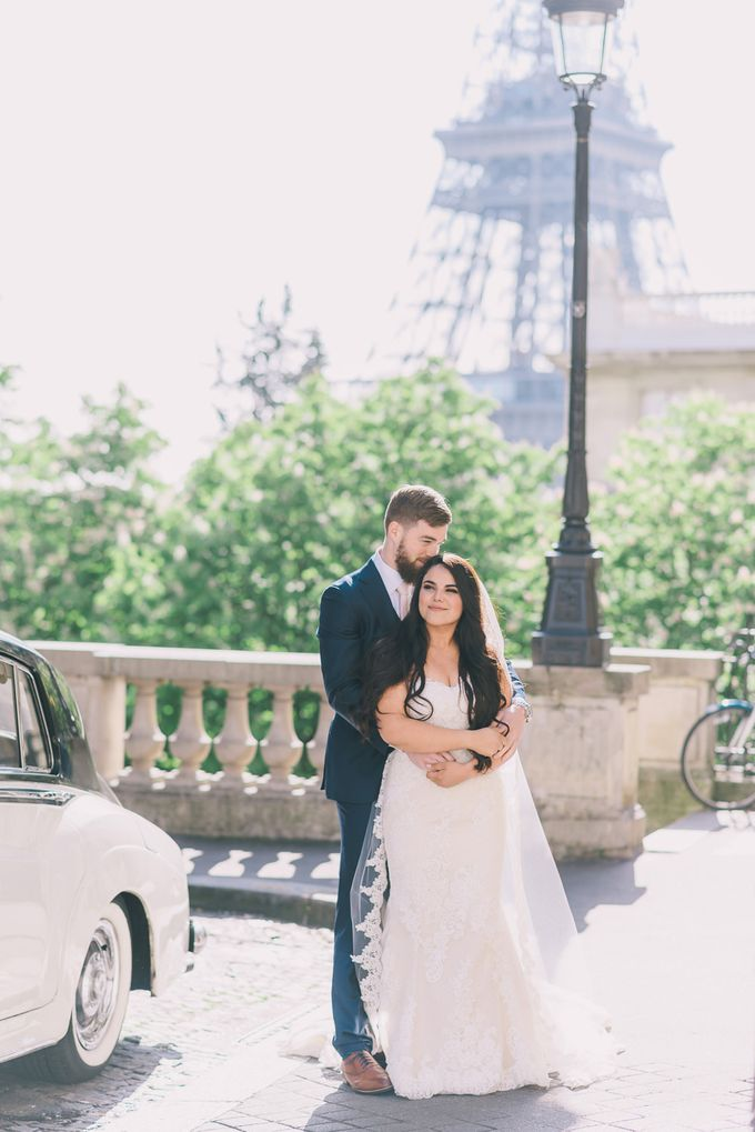 Elopement in Paris by Elias Kordelakos - 004