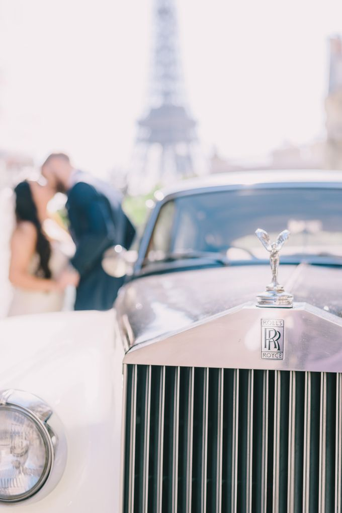 Elopement in Paris by Elias Kordelakos - 007
