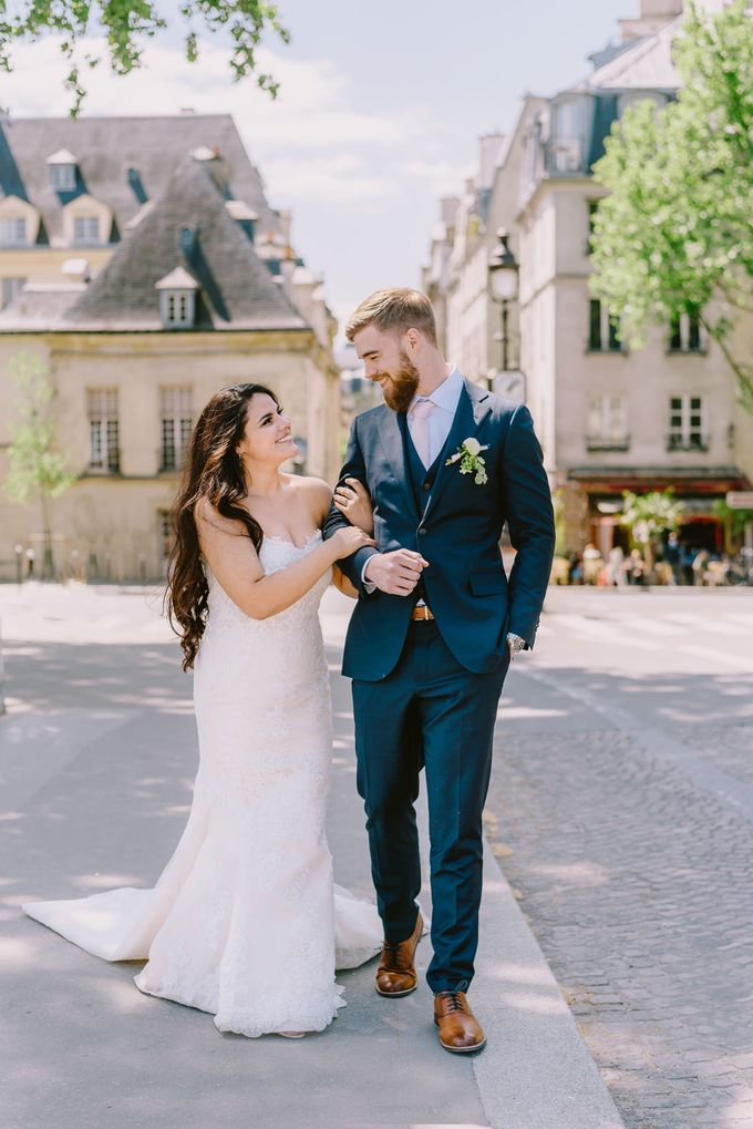Elopement in Paris by Elias Kordelakos - 008