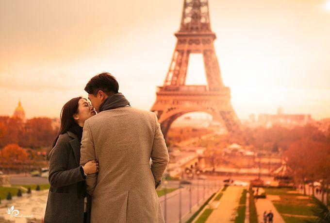PARIS Prewedding by Therudisuardi - 002