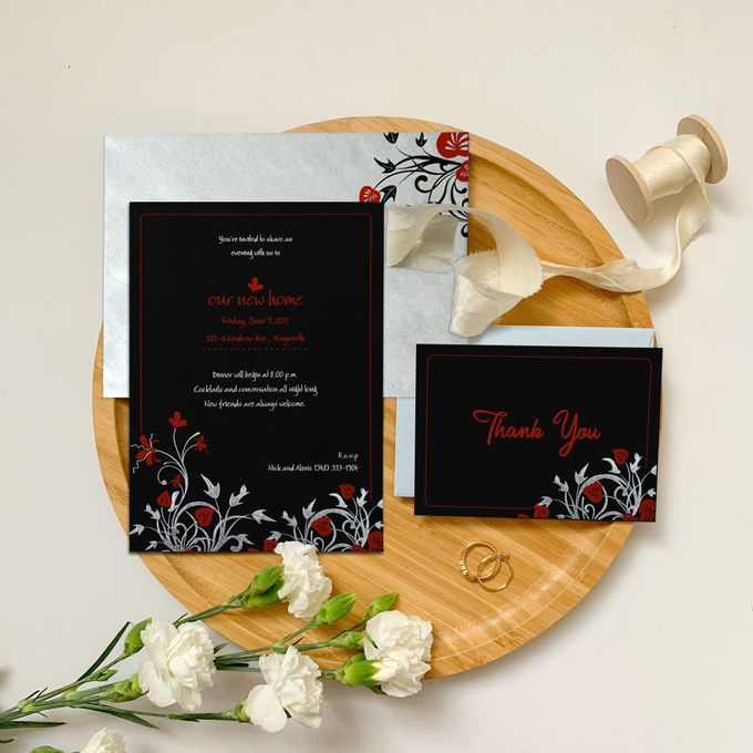 Announcement Invitation Cards by 123WeddingCards by 123WeddingCards - 005