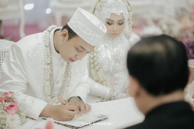 THE WEDDING OF ALDI & MUSTIKA by alienco photography - 037